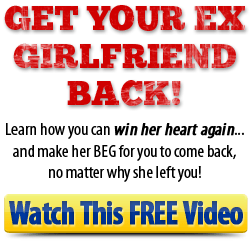 guys get your ex back now