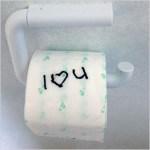 toilet paper love