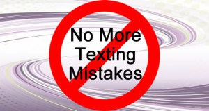 texting mistakes scrape