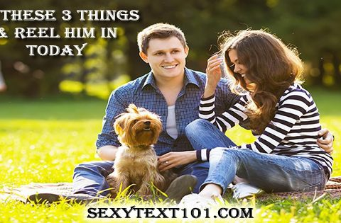 3 things to catch Mr Right