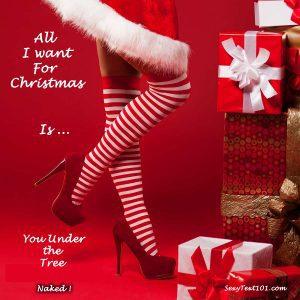 Sexy Text Christmas