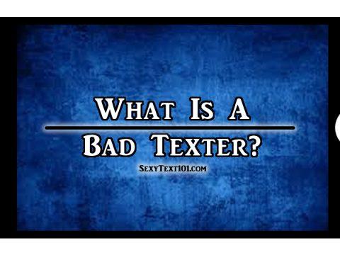 Bad Texter