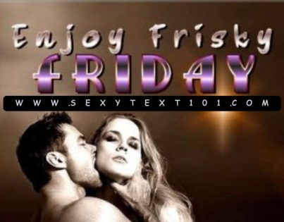 Frisky Friday